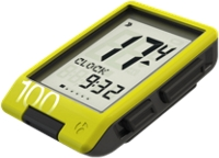 Bontrager Computer Trip 100 Visibility Yellow - Bike Maniac