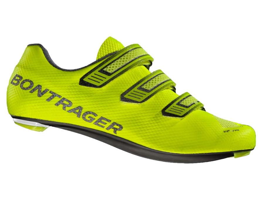 Bontrager Schuh XXX LE Road 43 Visibility Yellow - Bontrager Schuh XXX LE Road 43 Visibility Yellow