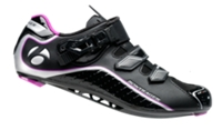 Bontrager Schuh Race DLX Road Womens 37 Black - Bike Maniac