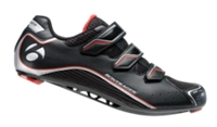 Bontrager Schuh Race Road Mens 48 Black - Bike Maniac