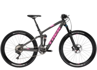 Trek Fuel EX 9.8 Womens 18.5 Matte Dnister Black - Bikedreams & Dustbikes