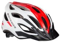Bontrager Helm Solstice M/L Red/White - Bike Maniac