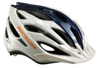 Bontrager Helm Solstice M/L White/Fathom - Bike Maniac