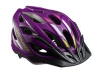 Bontrager Helm Solstice Youth Purple/Volt CE - Bike Maniac