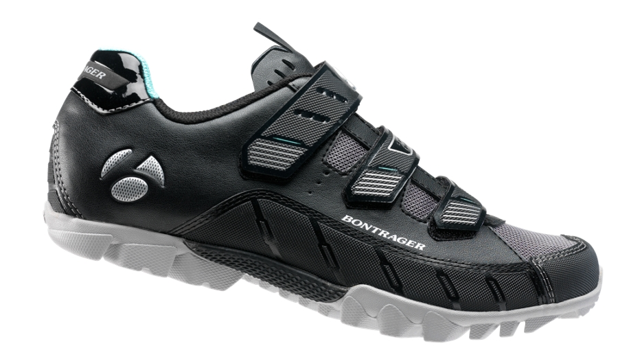 Bontrager Schuh Evoke MTB WSD 40 Black - Bontrager Schuh Evoke MTB WSD 40 Black