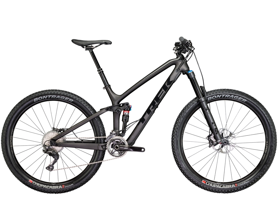 Trek Fuel EX 9.8 27.5 Plus 19.5 Matte/Gloss Black - Trek Fuel EX 9.8 27.5 Plus 19.5 Matte/Gloss Black