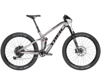 Trek Fuel EX 9.8 27.5 Plus 15.5 Matte Gunmetal/Gloss Black - Bike Maniac