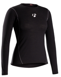 Bontrager Funktionswäsche B2 Long Sleeve Womens M Black - 2-Rad-Sport Wehrle