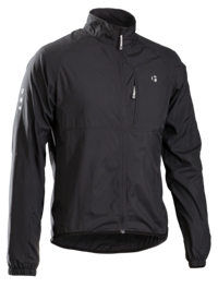Bontrager Jacke Race Windshell XS Black - Bike Maniac