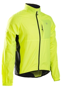 Bontrager Jacke Race Windshell S Visibility Yellow - RADI-SPORT alles Rund ums Fahrrad