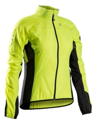 Bontrager Jacke Race Windshell Womens L Visibility Yellow - RADI-SPORT alles Rund ums Fahrrad