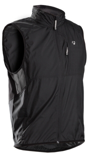 Bontrager Weste Race Windshell XS Black - Bike Maniac