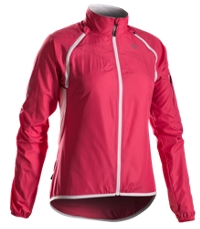 Bontrager Jacke Race Convertible Windshell Womens S Sorbet - RADI-SPORT alles Rund ums Fahrrad