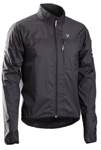 Bontrager Jacke Race Stormshell L Black - Bergmann Bike & Outdoor
