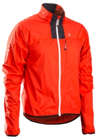 Bontrager Jacke Race Stormshell S Bonty Red - Bergmann Bike & Outdoor