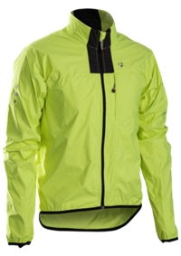 Bontrager Jacke Race Stormshell XL Visibility Yellow - RADI-SPORT alles Rund ums Fahrrad
