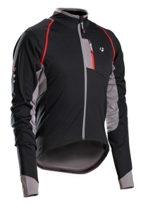 Bontrager Jacke RXL 180 Softshell Convertible XS Black - RADI-SPORT alles Rund ums Fahrrad