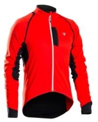 Bontrager Jacke RXL 180 Softshell Convertible XL Bonty Red - Bergmann Bike & Outdoor