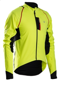 Bontrager Jacke RXL 180 Softshell Convertible XS Vis. Yellow - Bike Maniac