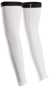 Bontrager Armling Thermal Arm S White - Bike Maniac