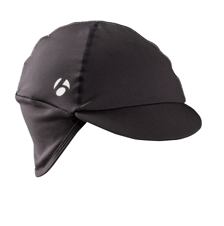 Bontrager Kopfbedeckung Thermal Cycling Cap EG Black - Bontrager Kopfbedeckung Thermal Cycling Cap EG Black