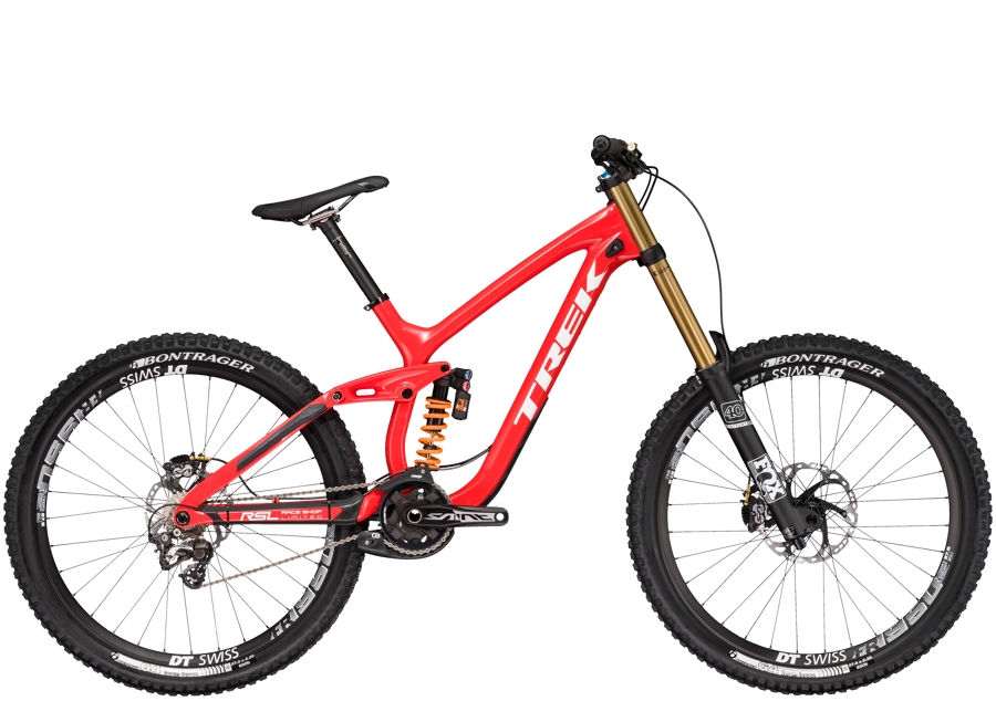 Trek Session 9.9 DH 27.5 Race Shop Limited S Viper Red - Trek Session 9.9 DH 27.5 Race Shop Limited S Viper Red