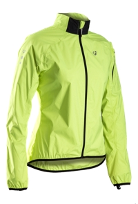 Bontrager Jacke Race Stormshell Womens L Visibility Yellow - RADI-SPORT alles Rund ums Fahrrad