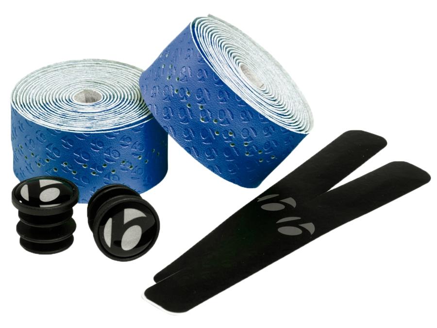 Bontrager Lenkerband Microfiber Tape Blue - Bontrager Lenkerband Microfiber Tape Blue