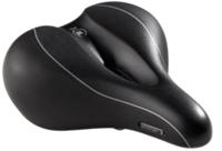 Bontrager Sattel Comfort Gel CRZ+ Womens Black - Bike Maniac