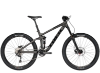 Trek Remedy 7 17.5 Matte Dnister Black/Gloss Trek Black - Bikedreams & Dustbikes