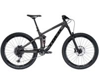 Trek Remedy 8 27.5 21.5 Matte Dnister Black - 2-Rad-Sport Wehrle