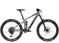 Trek Remedy 8 27.5 Womens 17.5 Matte Anthracite - 2-Rad-Sport Wehrle