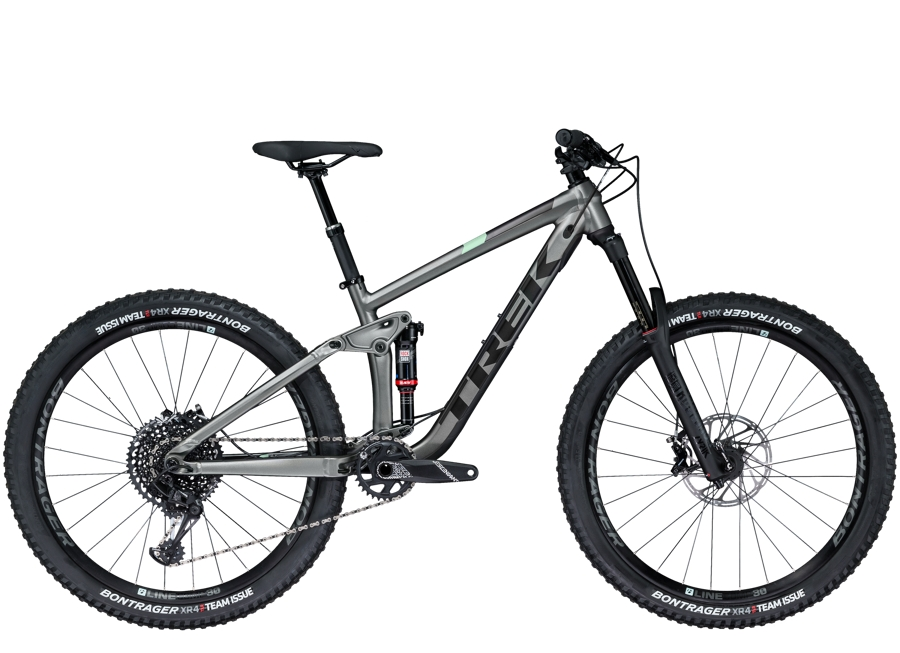Trek Remedy 8 27.5 Womens 18.5 Matte Anthracite - Trek Remedy 8 27.5 Womens 18.5 Matte Anthracite