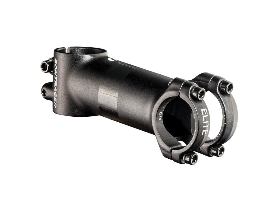 Bontrager Vorbau Elite Integrated 17° Rise 120mm Black - Bontrager Vorbau Elite Integrated 17° Rise 120mm Black