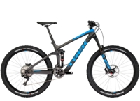 Trek Remedy 9.8 18.5 Matte Dnister Black/Waterloo Blue - Rennrad kaufen & Mountainbike kaufen - bikecenter.de