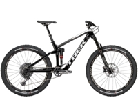 Trek Remedy 9.8 27.5 15.5 Trek Black/Quicksilver - Bike Maniac