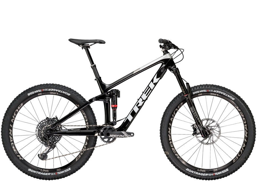 Trek Remedy 9.8 27.5 18.5 Trek Black/Quicksilver - Trek Remedy 9.8 27.5 18.5 Trek Black/Quicksilver