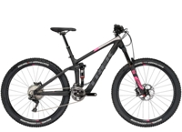 Trek Remedy 9.8 Womens 17.5 Matte Trek Black - 2-Rad-Sport Wehrle