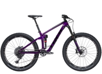 Trek Remedy 9.8 27.5 Womens 15.5 Purple Lotus/Trek Black - Radel Bluschke
