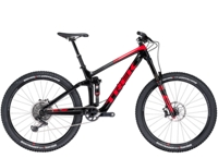 Trek Remedy 9.9 Race Shop Limited 15.5 Trek Black/Viper Red - Randen Bike GmbH