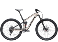 Trek Slash 9.7 15.5 Matte Trek Black/Sandstorm - Bike Maniac