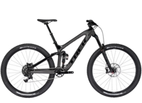 Trek Slash 9.8 29 17.5 (29) Matte Dnister Black/Gloss Trek Black - Bikedreams & Dustbikes