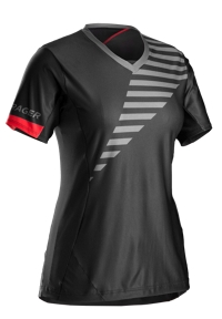 Bontrager Trikot Rhythm Womens Tech T XS Black - Bike Maniac