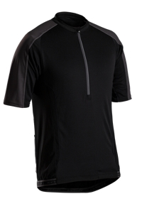 Bontrager Trikot Foray XS Black - Bike Maniac