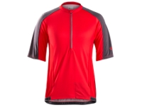 Bontrager Trikot Foray XS Viper Red - Bike Maniac