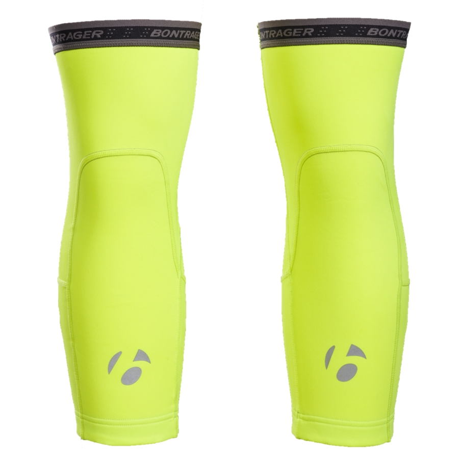 Bontrager Knieling Thermal Knee M Visibility Yellow - Bontrager Knieling Thermal Knee M Visibility Yellow