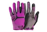 Bontrager Handschuh Lithos XXL Purple Lotus - Bike Maniac