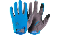 Bontrager Handschuh Evoke XXL Waterloo Blue - Bike Maniac