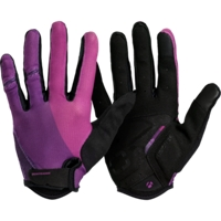 Bontrager Handschuh Evoke Womens XS Violet - Bike Maniac