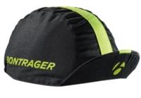 Bontrager Kopfbedeckung Cotton Cycling Cap EG Black/Hi Vis - Bike Maniac